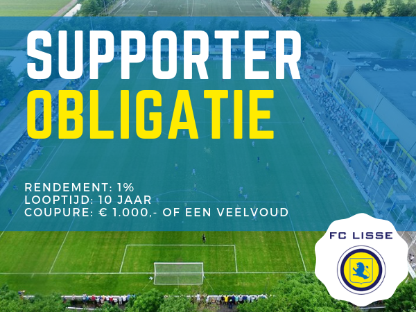 Supporter Obligatie